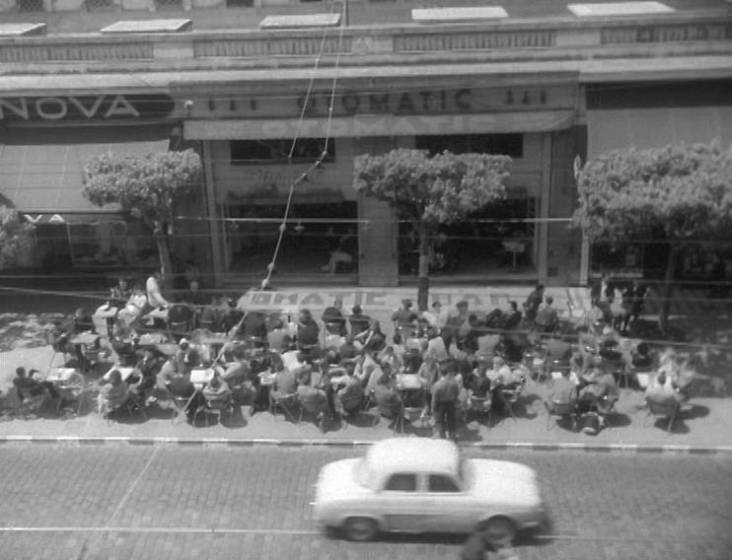 La brasserie Otomatic 1957