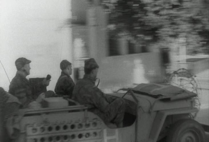 Alger echec à la grève 1957