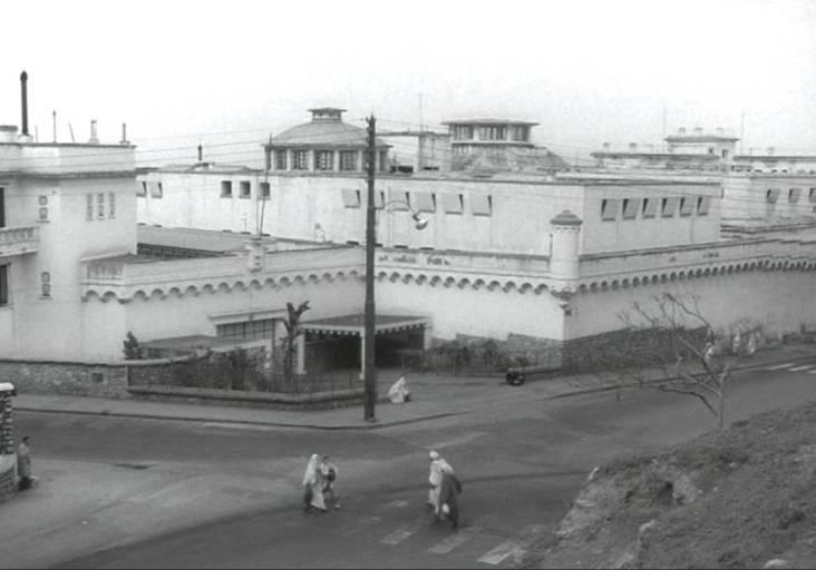 Alger La prison de Barberousse