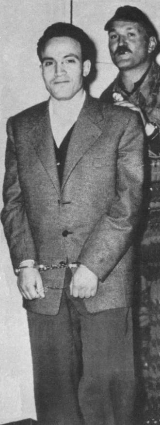Alger arrestation de Ben M'Hidi