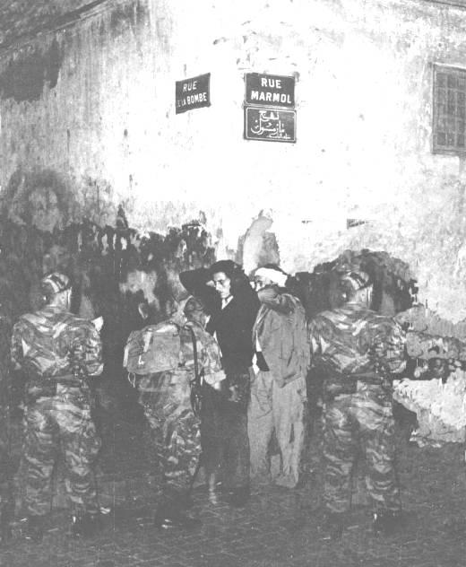 alger 1957 rue de la bombe